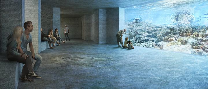 Leadspende von 30 Millionen Franken für das Ozeanium